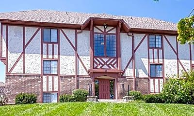 Building, Cambridge at River Oaks, 0