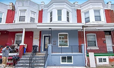 Building, 5346 Delancey St 1, 2