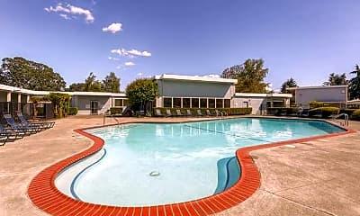 Pool, Morningtree Park, 1