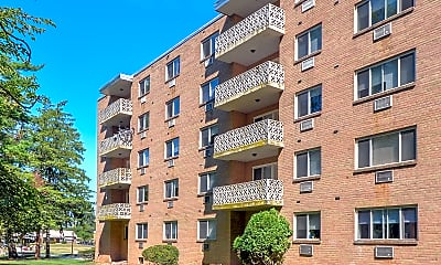 Building, Norriton East Apartments, 1