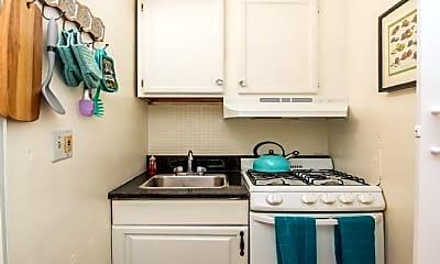 Kitchen, 1253 Beacon St, 2
