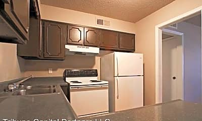 Kitchen, 3041 NW 41st St Leasing Office, 1