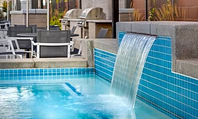 Pool, Axio 8400, 1