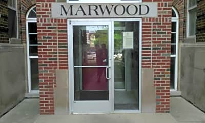Marwood Apartments, 1