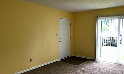Living Room, Sharlton Manor Apartments, 1