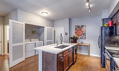 Kitchen, Generation Grove Apartments, 1