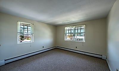 Bedroom, Highland Street, 1