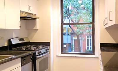 Kitchen, 71 W 12th St, 1