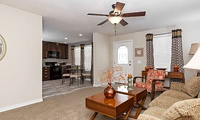 Living Room, 193 Parkwood Road, 2