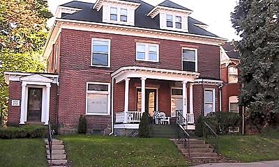 Building, 828 Church St, 1
