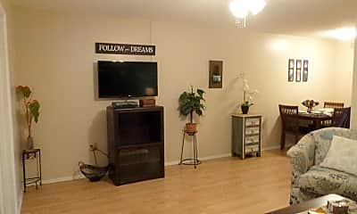 Living Room, 8522 N Atlantic Ave, 1