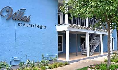 Building, Villas at Alamo Heights, 0