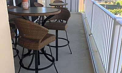 Patio / Deck, 1791 Florida A1A 1301, 2