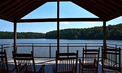 Patio / Deck, 1015 Oak Lake Ct, 2