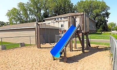 Playground, 1002 7th St SE, 2
