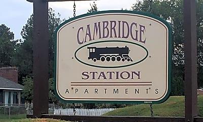 Cambridge Station Apartments, 1