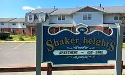 Shaker Heights Apts, 1