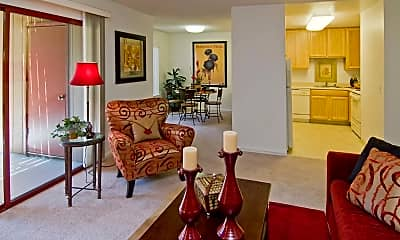 Living Room, The Grove, 1
