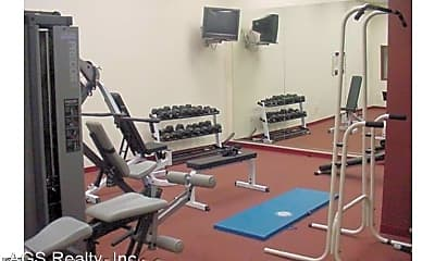 Fitness Weight Room, 1308 Clifton St NW, 2