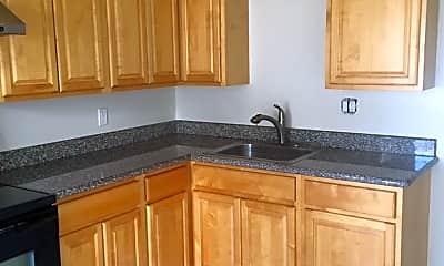 Kitchen, 1300 El Camino Real, 1