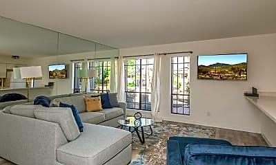 Living Room, 5221 N 24th St 106, 0