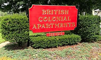 British Colonial Apartments, 1