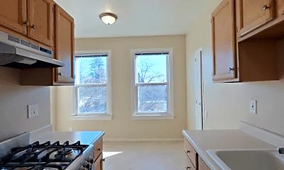 Kitchen, 29 Clinton Street, 1