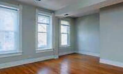Living Room, 1107 N Wood St, 1