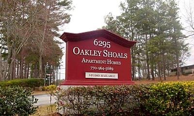 Oakley Shoals, 0