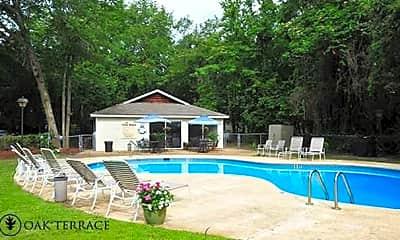 Pool, Oak Terrace, 1