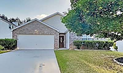 Building, 6250 Crooked Creek Dr., 1