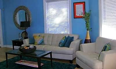 Living Room, Bartlett Crossing, 1