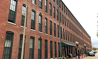 Allen Market Lane Apartments, 0