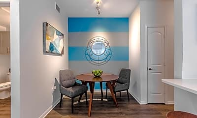 Dining Room, Urban House Apartments, 2