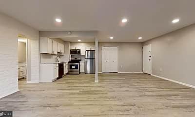 Living Room, 1822 Metzerott Rd 305, 1