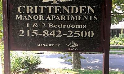Crittenden Manor Apartments, 1