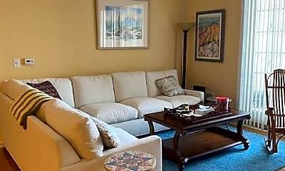 Living Room, 11 Cooper Ave 309, 1