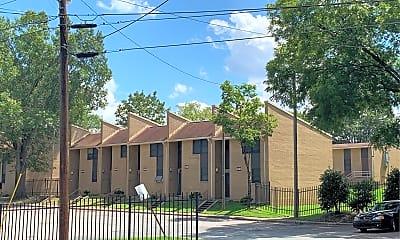 Liberty Street Apartments, 1