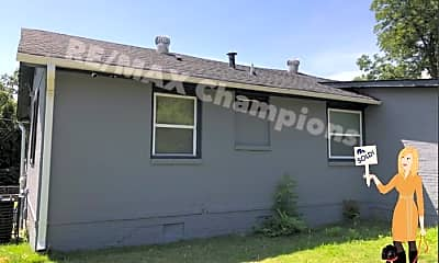 Building, 2731 Lumpkin Ct, 1