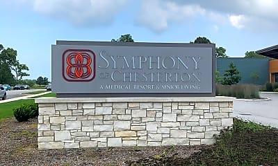 SYMPHONY OF CHESTERTON, 1