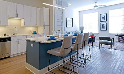 Kitchen, The Rise, 1