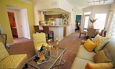 Living Room, 1400 El Camino Village Dr, 0