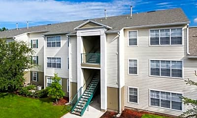 Building, Charleston Club, 1