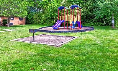 Playground, Timbercreek Apartments, 1