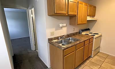 Kitchen, 204 Highland St, 1