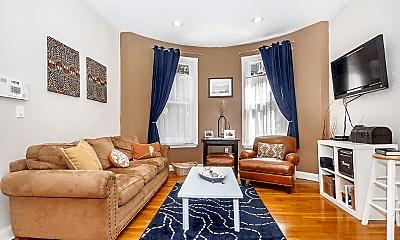 Living Room, 103 E Brookline St, 1
