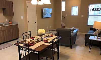Dining Room, 2206 E Hwy 281, 2