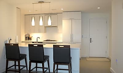 Kitchen, 30 Melrose Terrace 518, 1