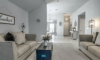 Living Room, 11517 SW 8th Cir, 1
