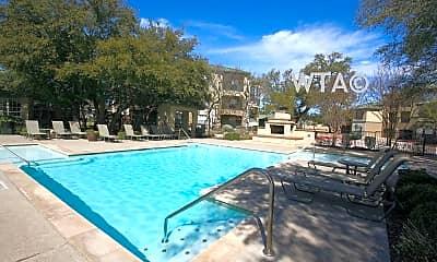 Pool, 9807 N Fm 620, 1